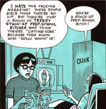 Excerpt from Ghost World