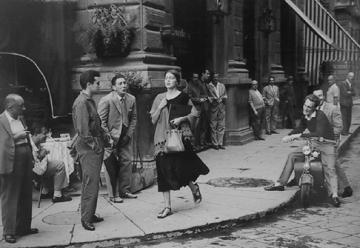 streetwoman